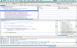 Viewing Source In Debugger
