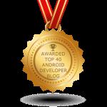 Feedspot - Top 40 Android Developer Blogs